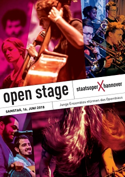 Open Stage, Staatsoper Hannover