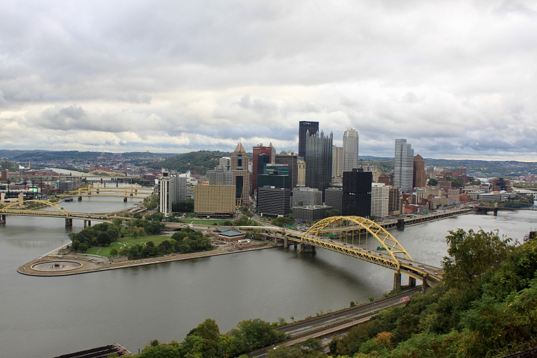Pittsburgh_Skyline © GSGB